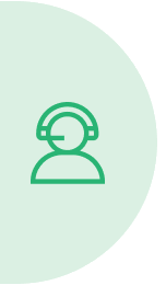 Manage your customers and get valuable insights with our CRM tool