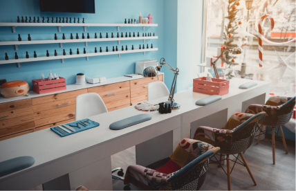 Charge rent and commission splits for your service providing business with solutions for salons, spas, medspa, hair salon, nail salon, wax studio, wax salon, tanning salon service providers