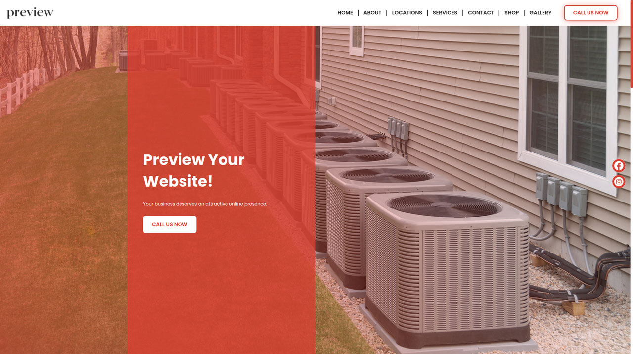 A successful air conditioning repair, ac, hvac, a/c service business needs the following tools to be successful, website, appointment system, online estimates, email marketing, customer management, sms messaging and more!