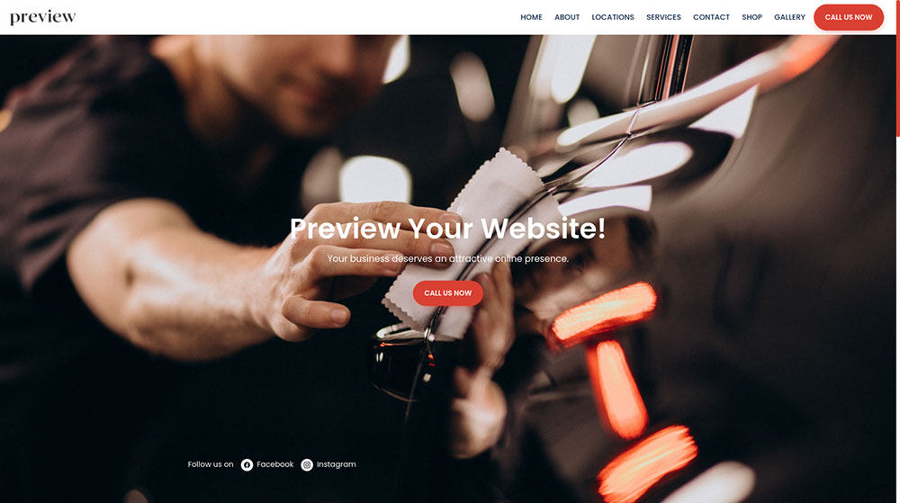 Detailer and Car Wash businesses need a website, email marketing, payment system, appointment system and more for success. Get those tools with Wurkzen!