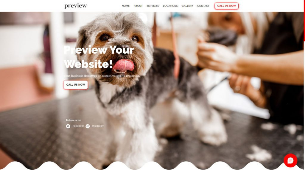 Get your website, appointment system, payment solution, email marketing and CRM from Wurkzen for pet groomers, dog walkers, pet sitters, kennels, veterinarians and more.
