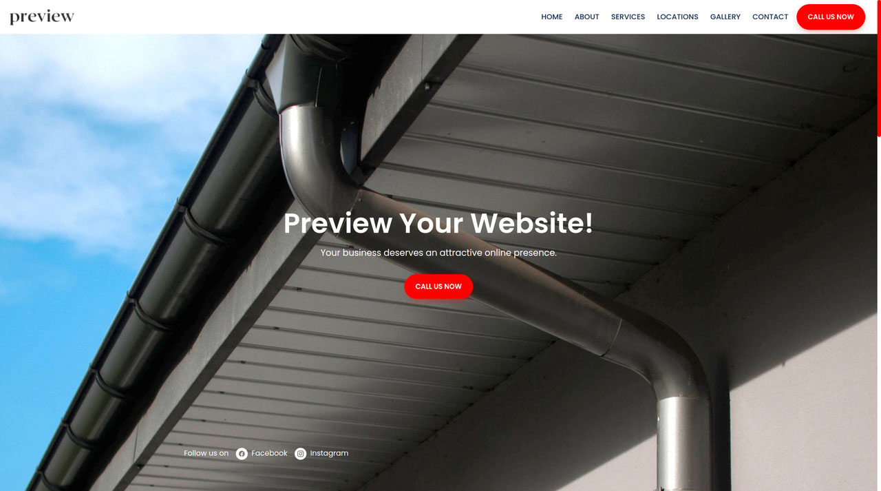 Gutter installers are just one of the few industries in home improvement that benefit from Wurkzen and its automated website, appointment system and payment solutions.