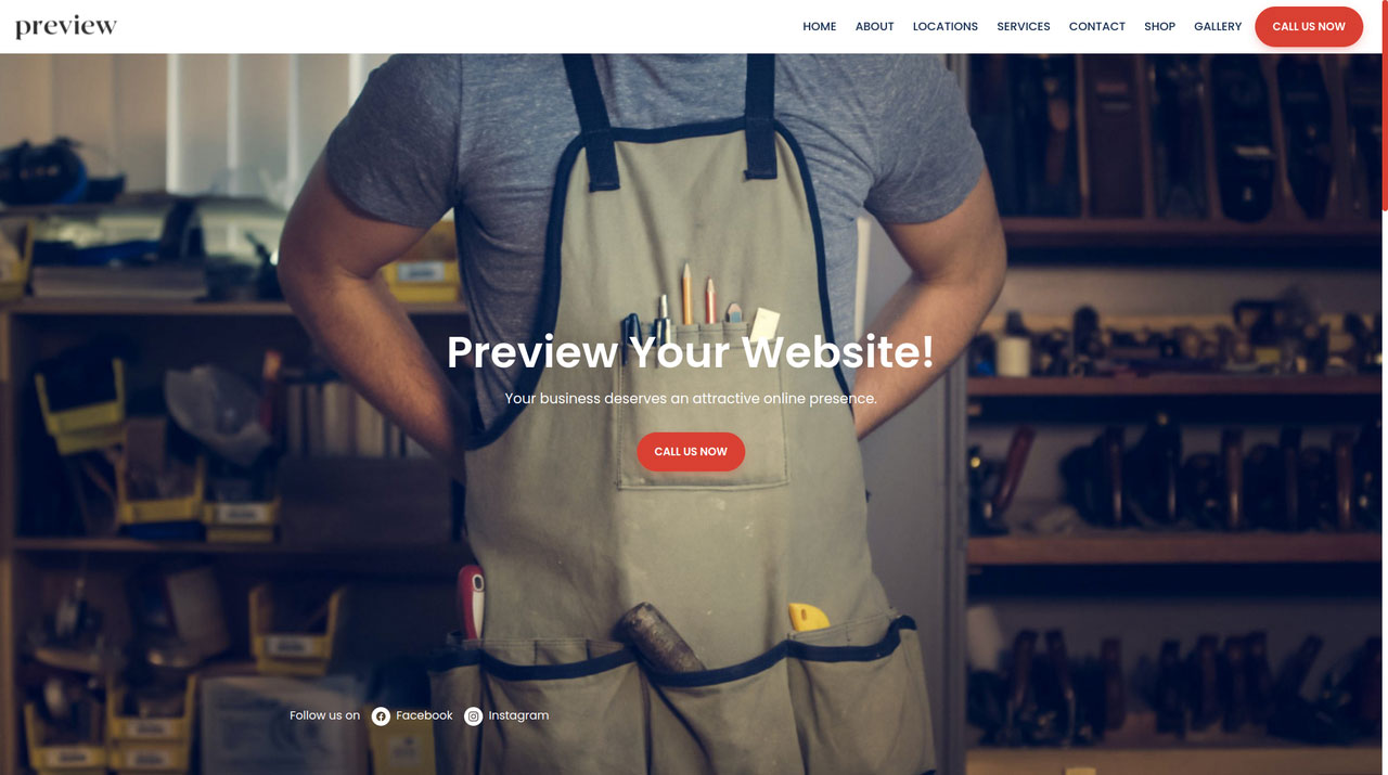 Solutions for Handyman, Handymans, Contractors that include Website, Appointment System, Automated Email Marketing, SMS Messaging, Online Estimates, Customer Management and more