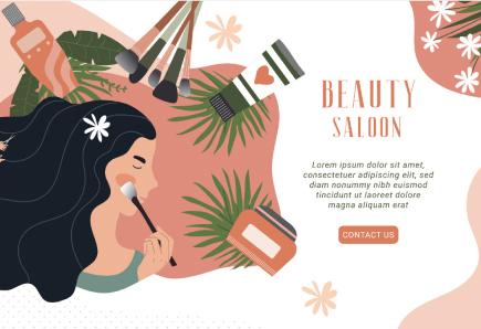 Your beauty service business deserves a beautiful website with solutions for salons, spas, medspa, hair salon, nail salon, wax studio, wax salon, tanning salon service providers
