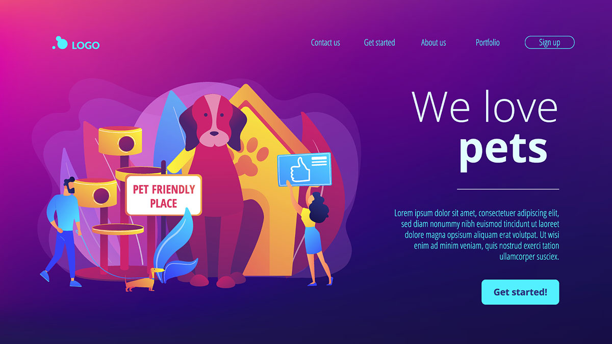 Pet Groomers, Veterinarians, Dog Sitters, Dog Walkers, Pet Sitters and Kennels all need a website, Wurkzen allows you to get a beautiful website in 15 minutes or less by answering just a few questions