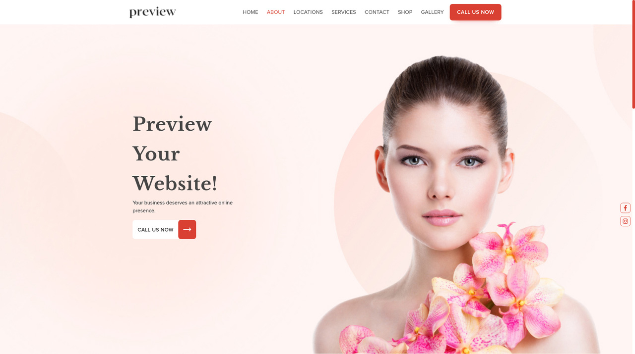 A successful spa needs a strong online presence, Wurkzen provides spas with a website, automated email marketing, CRM, customer insights, payment solution and appointment system