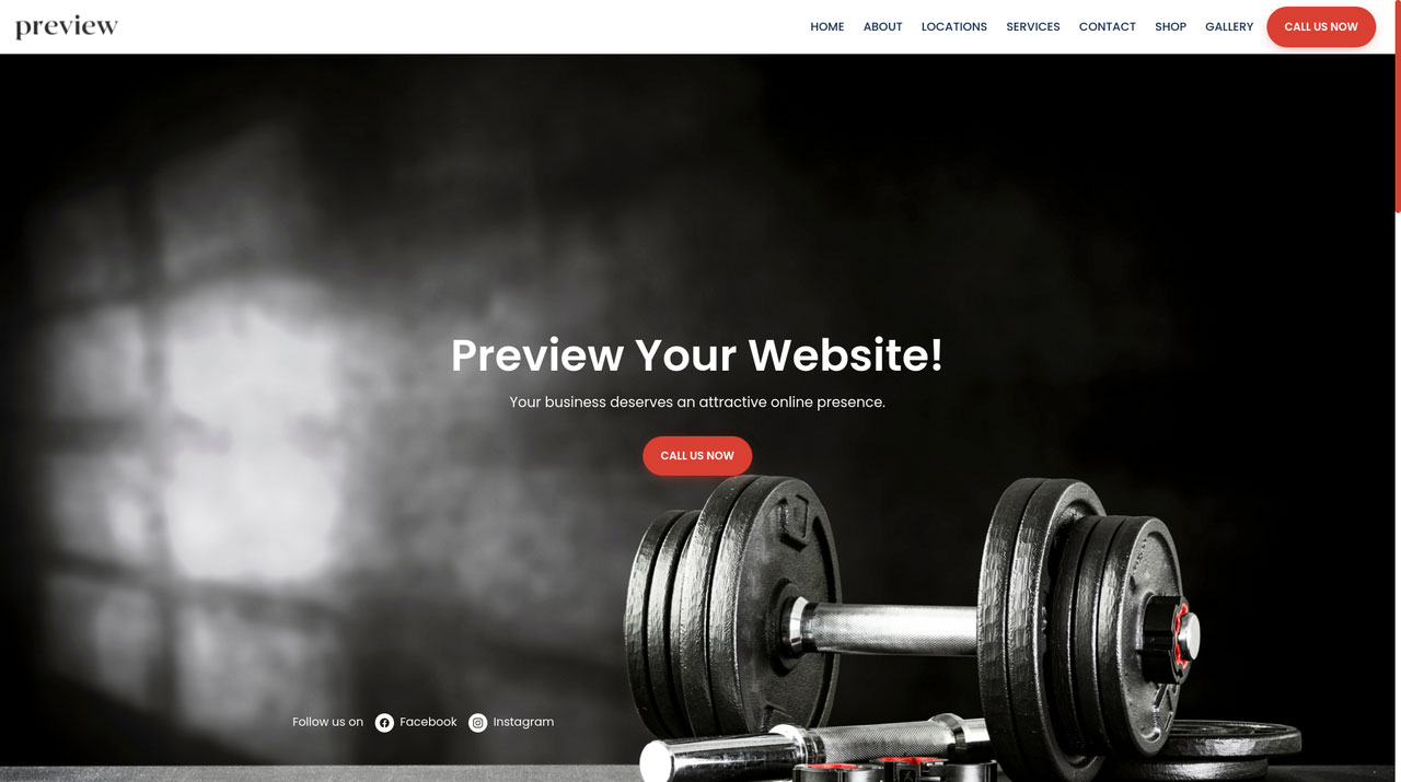 Websites, Appointment Systems and Automated Email Marketing for Personal Trainers